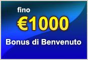 Prendi il tuo Casino Royal Club Bonus